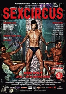 SEXCIRCUS 8 JUne