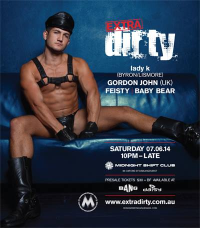 Extra Dirty 7 June 2014