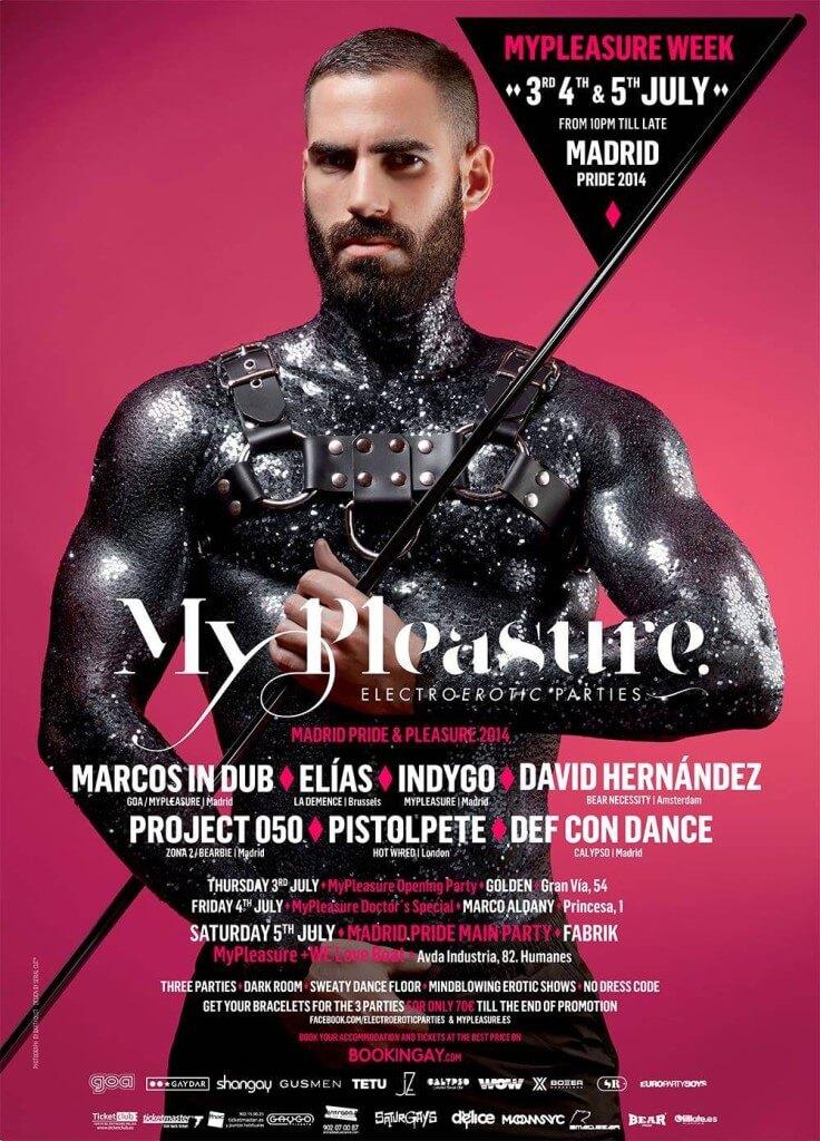 Madrid Pride and Pleasure 2014