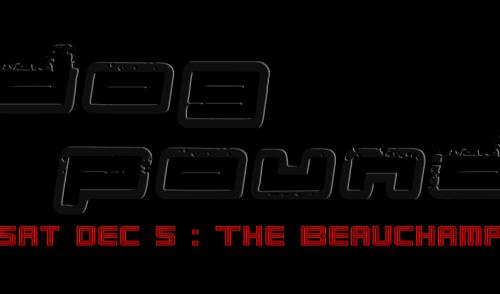 DogPound – 5 December 2015