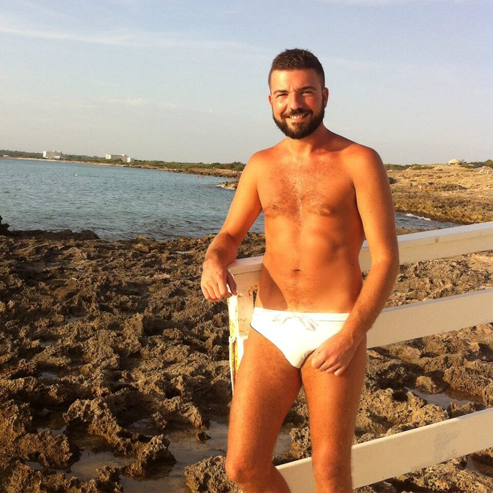 Italian gay dating website