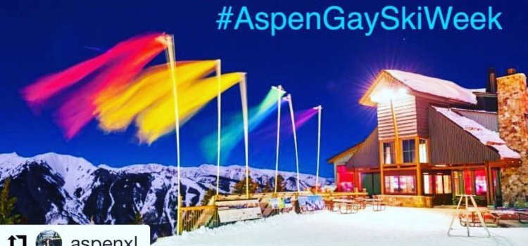 Aspen Gay Ski Week – 14 – 21 January 2018