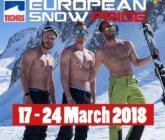 Video: European Snow Pride 2017 Powered by SCRUFF – Retrospective