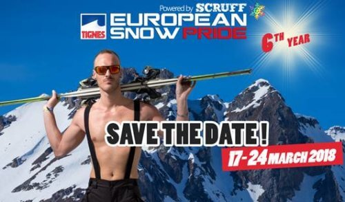European Snow Pride – 17 – 25 March 2018