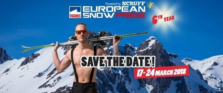 European Snow Pride – 17 – 25 March 2018