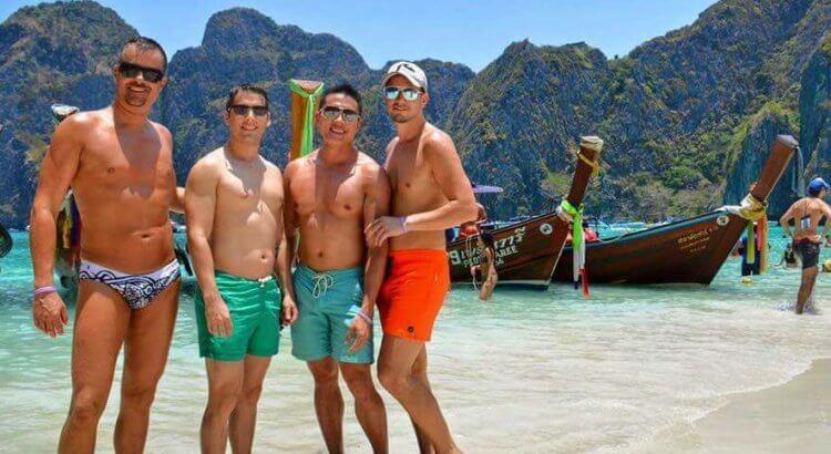TropOut: Stylish Gay Festivals