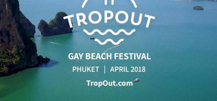 TropOut Phuket: 15-22 April 2018