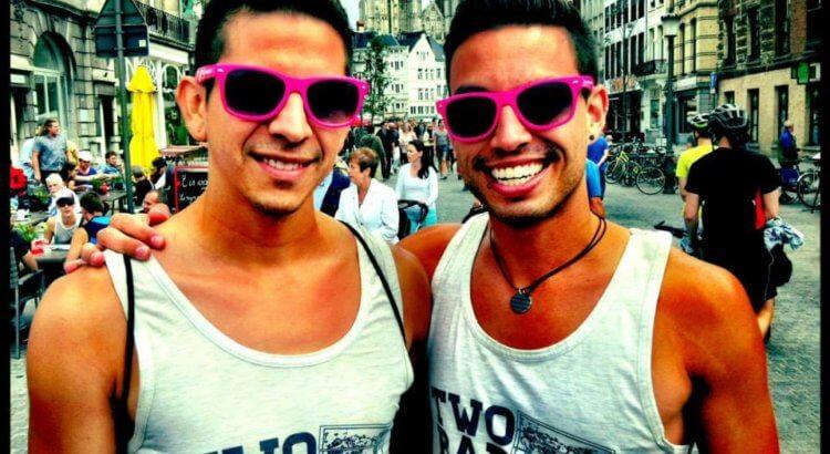 Two Bad Tourists