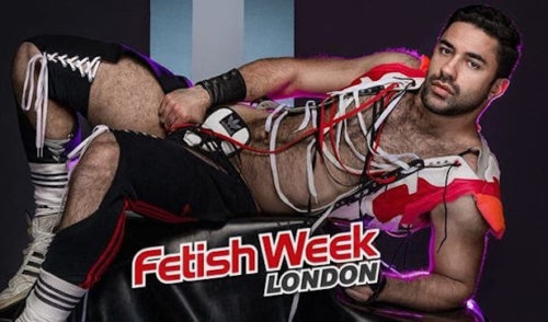 London Fetish Week – 6-14 July 2019